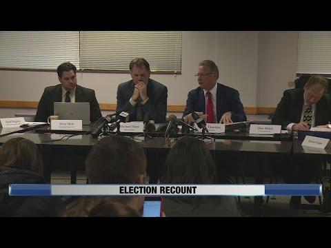 Deadline set for Wisconsin recount