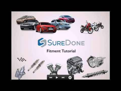 SureDone Fitment Training (1 of 4): What is Fitment? Why is it important?