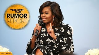 Michelle Obama Talks About Next Project Following Her Memoir 'Becoming'