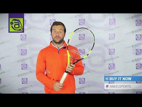 BABOLAT PURE AERO Lite Tennis Racket Review - AneelSports.com
