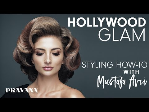 PRAVANA 180 | Hollywood Glam Styling How-To