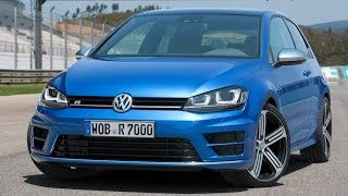 2016 VW Golf R Review