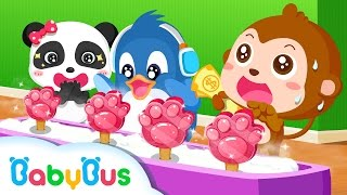 Ice Cream & Smoothies | Kids Songs collection | Animation For Babies | BabyBus | Baby Panda