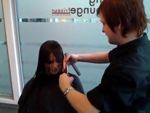 Emo haircut `Emily´