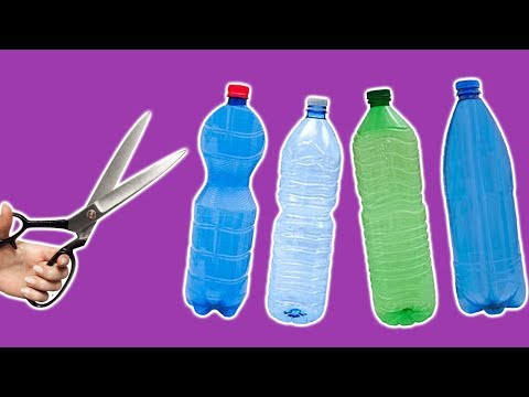 How To Recycle/Repurpose An Empty Plastic Bottles|Best Out Of Waste