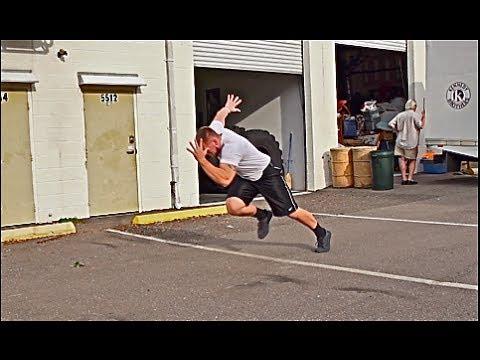 Principles of Power: 40 Yard Dash
