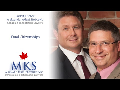 Dual Citizenships - Canadian Immigration