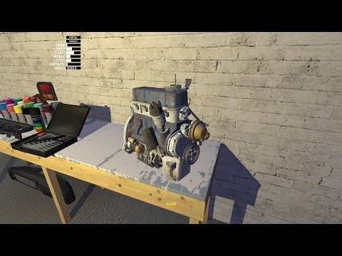 Build the Engine (24.10 Update) | My Summer Car |