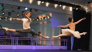 The Royal Ballet Rehearse La Bayadère - World Ballet Day 2018 (takada, Osipova, Muntagirov)