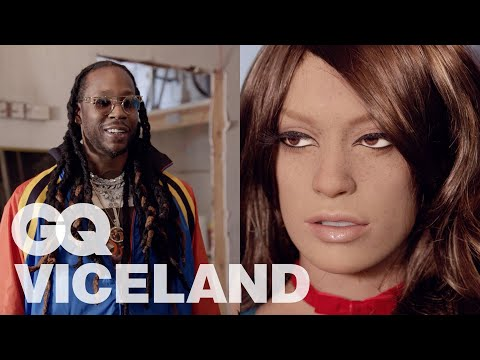Xxx Mp4 2 Chainz Checks Out The Most Expensivest Sex Dolls Most Expensivest VICELAND Amp GQ 3gp Sex