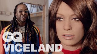 2 Chainz Checks Out the Most Expensivest Sex Dolls   Most Expensivest   VICELAND & GQ