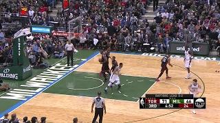 Quarter 3 One Box Video :Bucks Vs. Raptors, 4/27/2017 12:00:00 AM