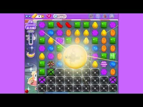 Candy Crush Saga DreamWorld level 86 3*** Great gameplay!
