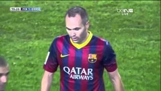 Barcelona - Real Madrid Highlights HD 26.10.2013