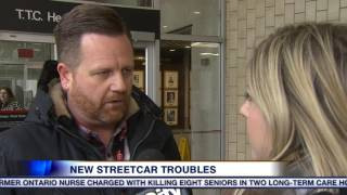 Video: New streetcars failing much earlier than expected