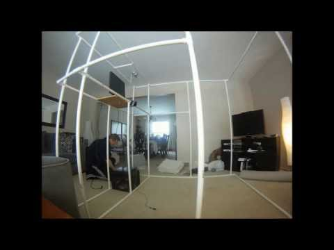 Homemade Photo Booth - How To Build