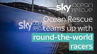 Ocean Rescue teams up with round-the-world racers