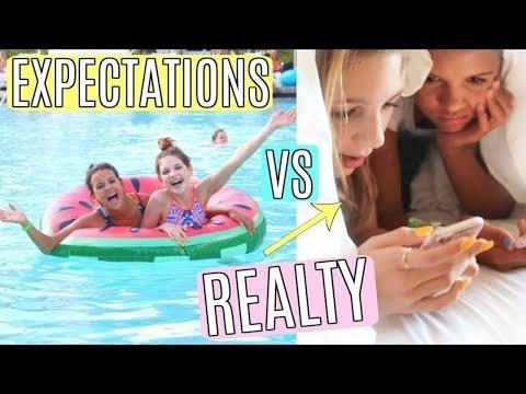 Summer Expectations vs Reality! FT. Klailea Janine