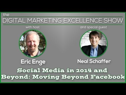 Social Media in 2014 and Beyond: Moving Beyond Facebook