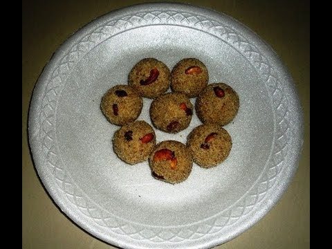 How to make Easy and tasty Ravva laddu/Suji  laduus