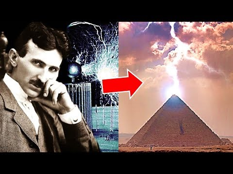 Nikola Tesla & The Great Pyramid of Giza - Lost Ancient Technology & Wireless Energy