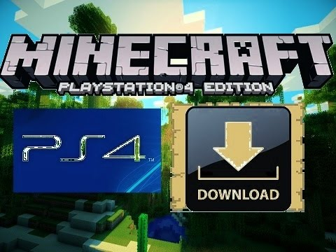 Minecraft PS4 How to Download Maps Play Shared Maps Playstation 4 (DOES NOT WORK YET)