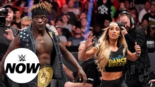 R-Truth is locked in a crate heading towards California: WWE Now