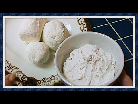 How to Make Fermented Farmer's Cheese -- Another Name for  Cream Cheese