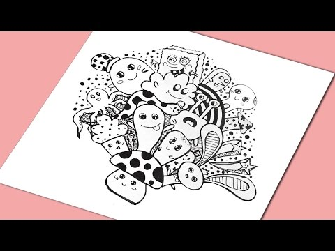 Doodle Art !! | Learn doodling