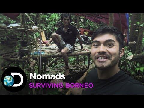 Nomads | Surviving Borneo
