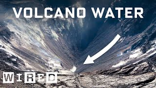 Scientist Explains What Water in Kilauea's Volcanic Crater Means | WIRED