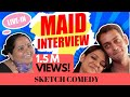 The Maid Interview Hilarious