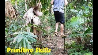 Primitive Skills: Stilt Primitive