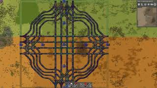 factorio rail blueprint Videos - 9tube tv