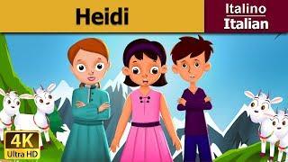 Heidi in Italiano - favole per bambini - storie per bambini - 4K UHD - Italian Fairy Tales