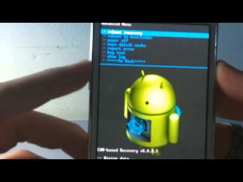 Procedura universale per l'installazione di custom ROM su devices Android