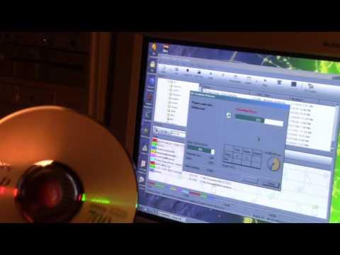 Burnin' Coasters With A 20 Year Old CD-RW Drive