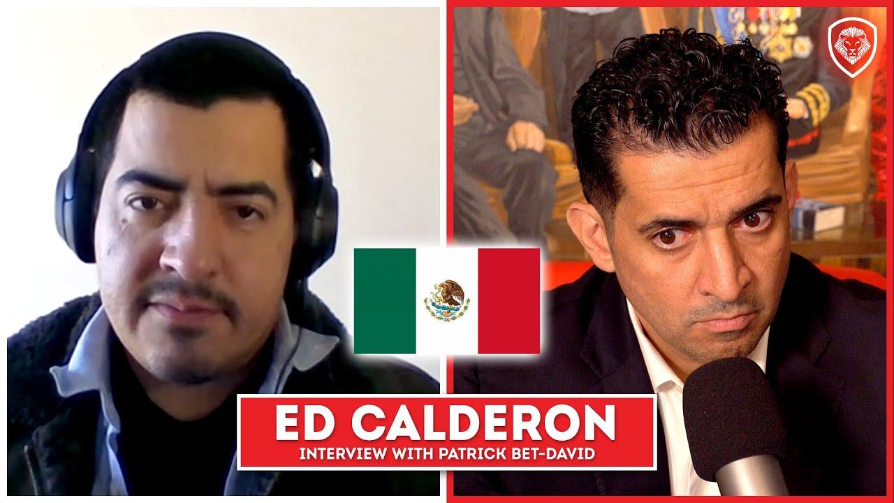 Cartel Corruption Explained by Mexican Crime Expert - Ed Calderon