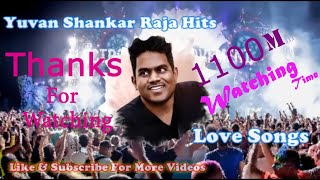 Yuvan shankar raja hits | love songs | yuvan | tamil