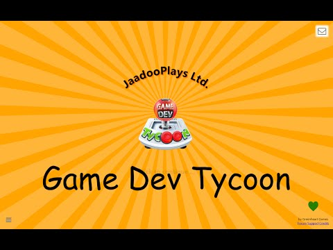 Game Dev Tycoon #0022 - Let's make a MMO