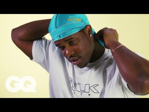 How to Tie a Durag, According to A$AP Ferg   GQ