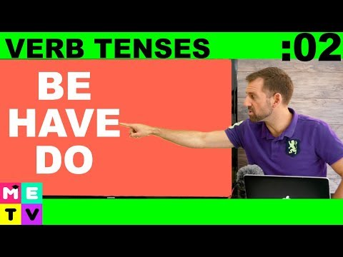English Auxiliary Verbs  | Be Have Do | You NEED to Understand This!!
