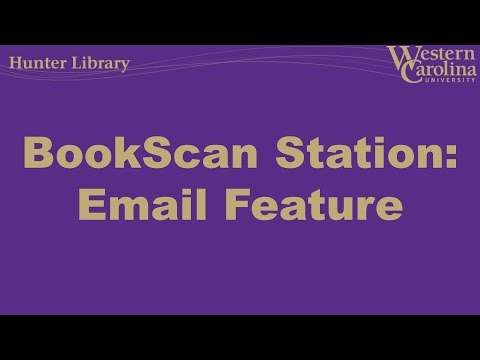 How to Scan and Email Documents