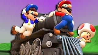 Smg4: Mario