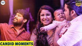 ALYA MANASA and SANJEEV Marriage Reception Full HD Video | Raja Rani | LittleTalks