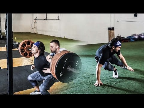 Lower Body and Sports Specific Training