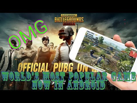 PUBG on mobile | Best shooting game you never played