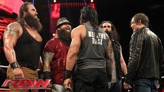 """The Wyatt Family appears on """"Miz TV"""": Raw, Sept. 14, 2015"""