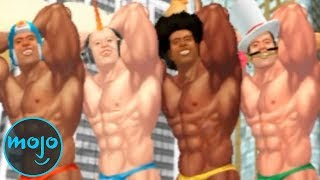 Top 10 Most Embarrassing Video Games