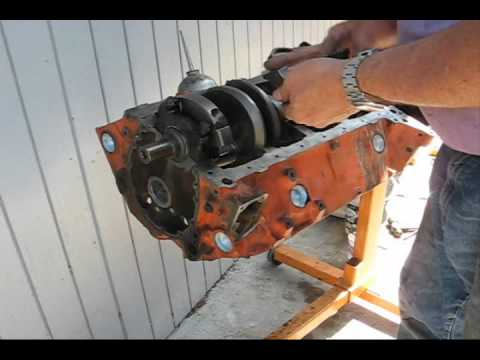 How to Assemble a Chevy Engine Part 1